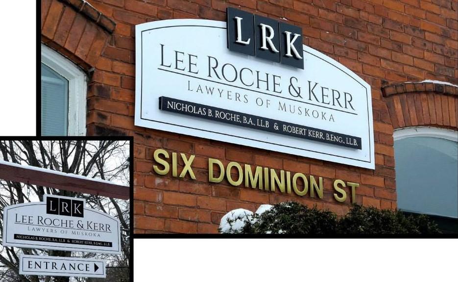 LRK Sign